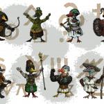 Bronze Age Ducks
